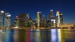 סינגפור, מגדלי עסקים
